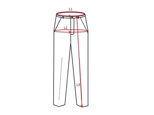 AZIMUT брюки женские.